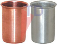 CALORIMETERS COPPER/ ALUMINIUM