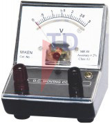 MOVING COIL VOLTMETERS